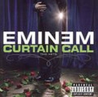 EMINEM - CURTAIN CALL (EXPLICIT VERSION) CD