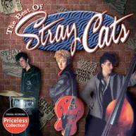 STRAY CATS - BEST OF STRAY CATS CD