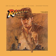 RAIDERS OF THE LOST ARK - SOUNDTRACK (IMPORT) CD