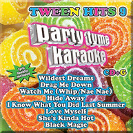 PARTY TYME KARAOKE: TWEEN HITS 9 VARIOUS CD