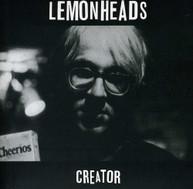 LEMONHEADS - CREATOR: DELUXE EDITION (UK) CD