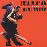 ULTIMATE TANGO VARIOUS CD
