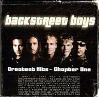 BACKSTREET BOYS - GREATEST HITS-CHAPTER 1 (IMPORT) CD