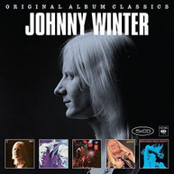 JOHNNY WINTER - ORIGINAL ALBUM CLASSICS (UK) CD