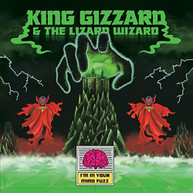 KING GIZZARD &  THE LIZARD WIZARD - I'M IN YOUR MIND FUZZ (UK) CD