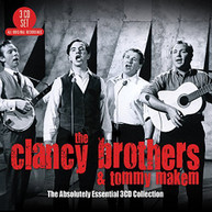 CLANCY BROTHERS & TOMMY MAKEM - ABSOLUTELY ESSENTIAL (UK) CD
