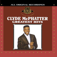 CLYDE (MOD) MCPHATTER - GREATEST HITS (MOD) CD
