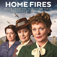 SAMUEL SIM - HOME FIRES: MUSIC FROM THE TELEVISION SERIES - OST CD