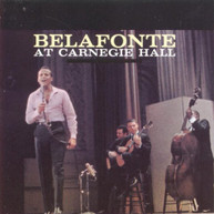 HARRY BELAFONTE - AT CARNEGIE HALL - CD
