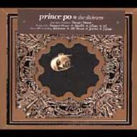 PRINCE PO - SLICKNESS CD