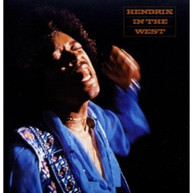 JIMI HENDRIX - HENDRIX IN THE WEST (DIGIPAK) CD