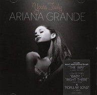 ARIANA GRANDE - YOURS TRULY - CD