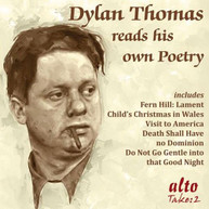 DYLAN THOMAS - DYLAN THOMAS READS HIS OWN POETRY (IMPORT) CD