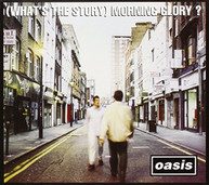 OASIS - (WHATS) (THE) (STORY) MORNING GLORY CD