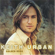 KEITH URBAN - GOLDEN ROAD - CD
