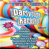 PARTY TYME KARAOKE: TWEEN HITS 7 VARIOUS CD