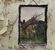 LED ZEPPELIN - LED ZEPPELIN IV CD