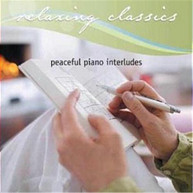 VARIOUS ARTISTS - RELAXING CLASSICS: PEACEFUL PIANO INTERLUDES CD