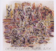 CASS MCCOMBS - HUMOR RISK (UK) CD