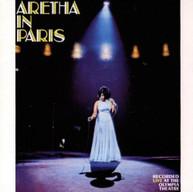 ARETHA FRANKLIN - ARETHA IN PARIS (MOD) CD