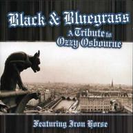 TRIBUTE TO OZZY OSBOURN & BLACK SABBATH VARIOUS CD