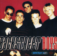 BACKSTREET BOYS - BACKSTREET BOYS - CD