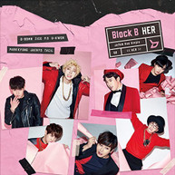 BLOCK B - H.E.R (JAPANESE) (VERSION) (IMPORT) CD