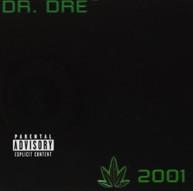 DR. DRE - 2001 (EXPLICIT VERSION) CD