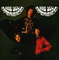 JIMI EXPERIENCE HENDRIX - ARE YOU EXPERIENCED? (IMPORT) CD