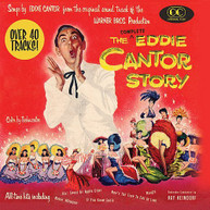 EDDIE CANTOR - EDDIE CANTOR STORY CD