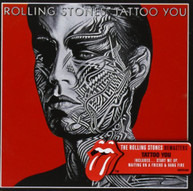 ROLLING STONES - TATTOO YOU (REISSUE) CD
