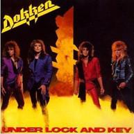 DOKKEN - UNDER LOCK & KEY CD