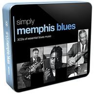 MEMPHIS BLUES VARIOUS (UK) CD