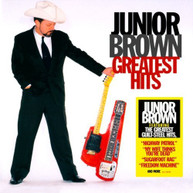 JUNIOR BROWN - GREATEST HITS (MOD) CD
