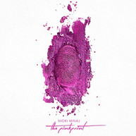 NICKI MINAJ - PINKPRINT (DLX) (CLEAN) CD