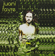 JUANI FAVRE - LA FLOR SALVAJE (IMPORT) CD