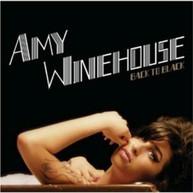 AMY WINEHOUSE - BACK TO BLACK (INTERNATIONAL VERSION) CD