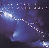 DIRE STRAITS - LOVE OVER GOLD: LIMITED (IMPORT) SACD