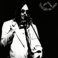 NEIL YOUNG - TONIGHTS THE NIGHT CD