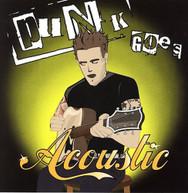 PUNK GOES ACOUSTIC VARIOUS CD
