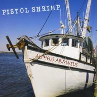 PISTOL SHRIMP - ALPHEUS ARMATUS CD