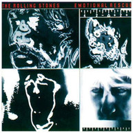 ROLLING STONES - EMOTIONAL RESCUE (REISSUE) CD