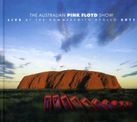 AUSTRALIEN PINK FLOY - 2011-LIVE FROM THE HAMMERSMITH APOLLO/EXPOSED IN T CD