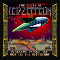 ROOTS OF LED ZEPPELIN VARIOUS CD