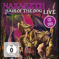 NAZARETH - HAIR OF THE DOG LIVE (IMPORT) CD