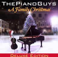 PIANO GUYS - FAMILY CHRISTMAS (+DVD) CD