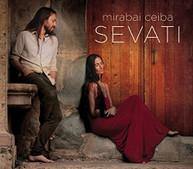 MIRABAI CEIBA - SEVATI (DIGIPAK) CD