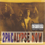 TUPAC 2PAC (SHAKUR - 2PACALYPSE NOW CD