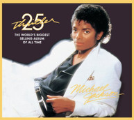 MICHAEL JACKSON - THRILLER: 25TH ANNIVERSARY EDITION (BONUS DVD) CD