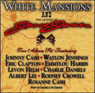 WHITE MANSIONS & THE LEGEND OF JESSE JAMES - VARIOUS CD